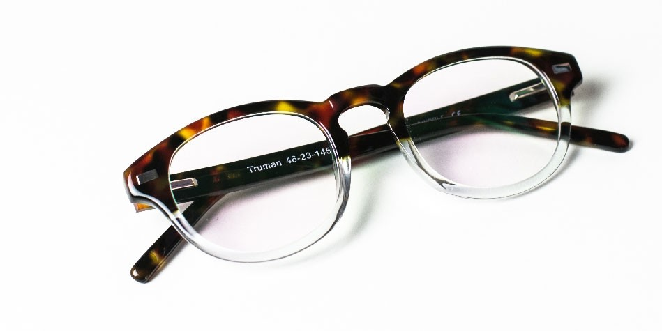 TRUMAN eye prescription