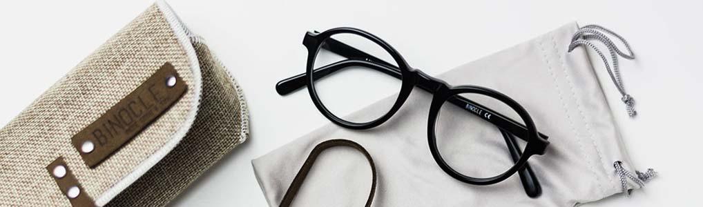 Design et modélisation des lunettes